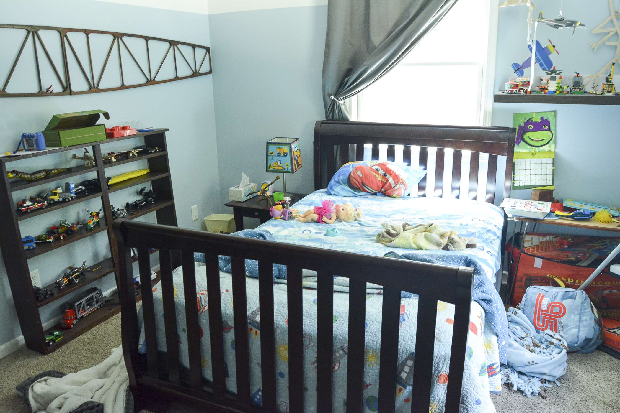 Before- Big Boy Room www.graceinmyspace.com