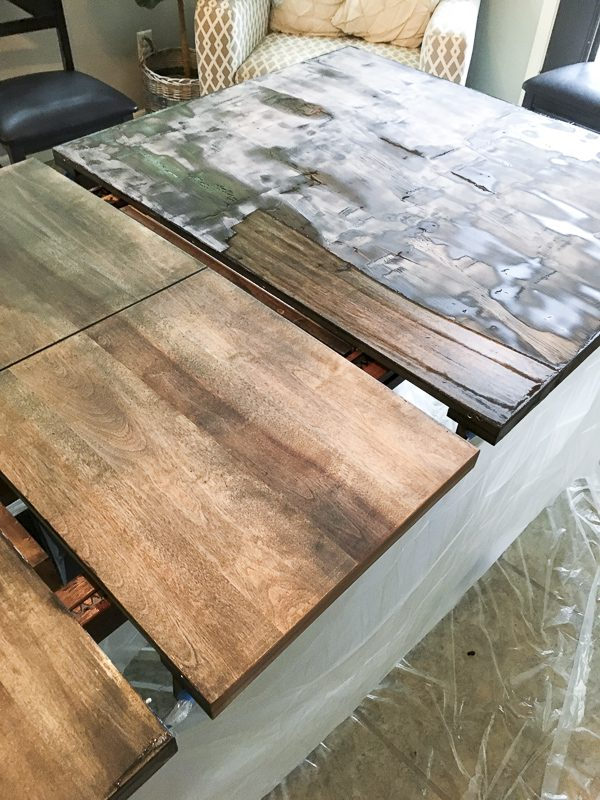 How to refinish outdated furniture   Remove finish