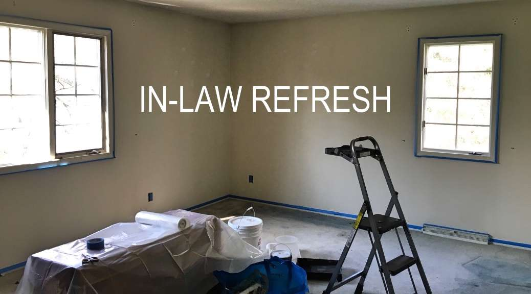 In-Law Home Refresh: Take 1