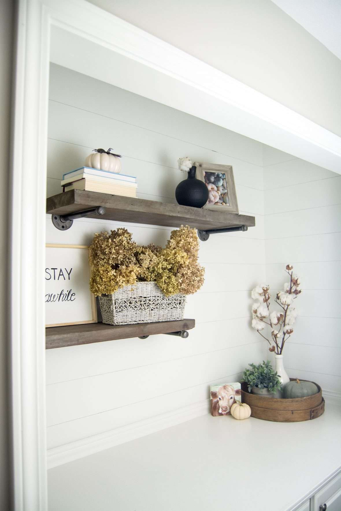 DIY Shiplap | Shiplap The Easy Way