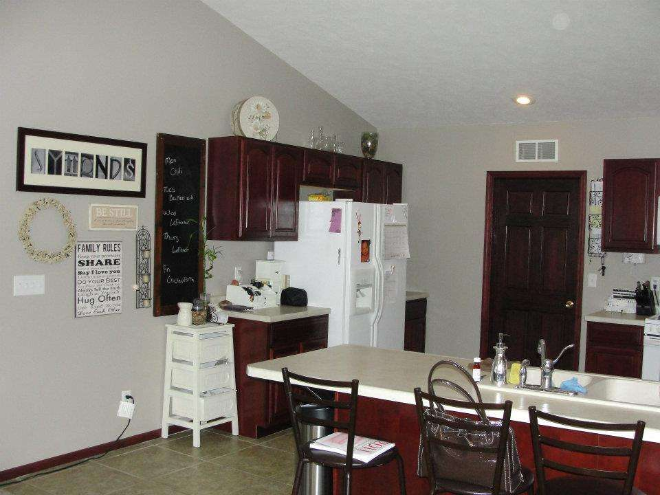 Home remodeling is not a new phenomenon. But what do you do when it isn't planned? Today I want to share with you my home remodel story and the lessons learned during the process.