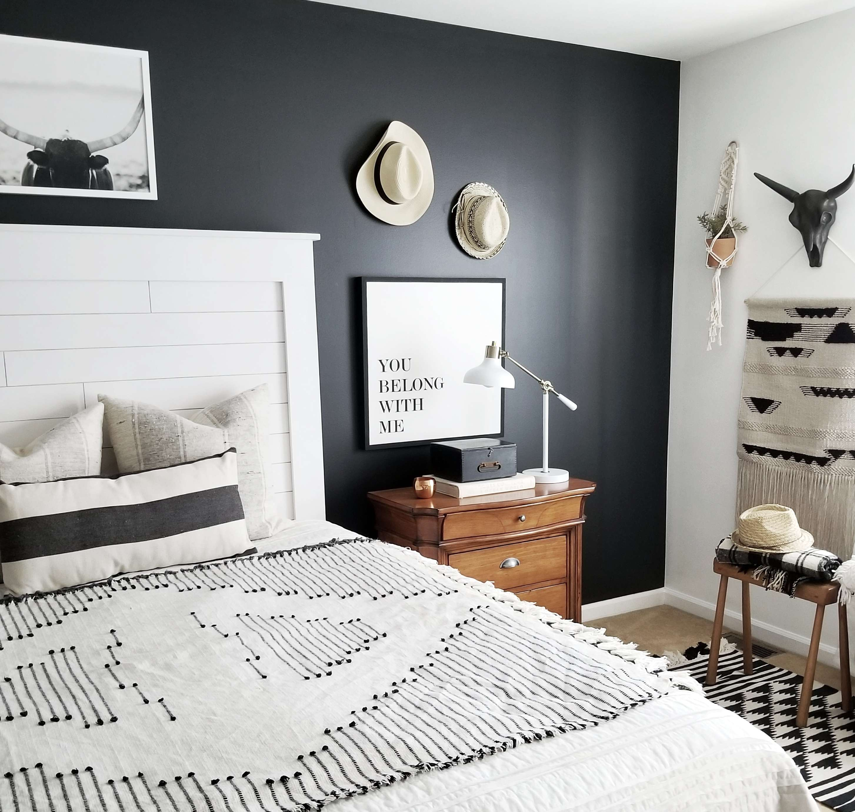 Black Is Such An Important Design Element In Interior Design. So Letu0027s Talk  About 5