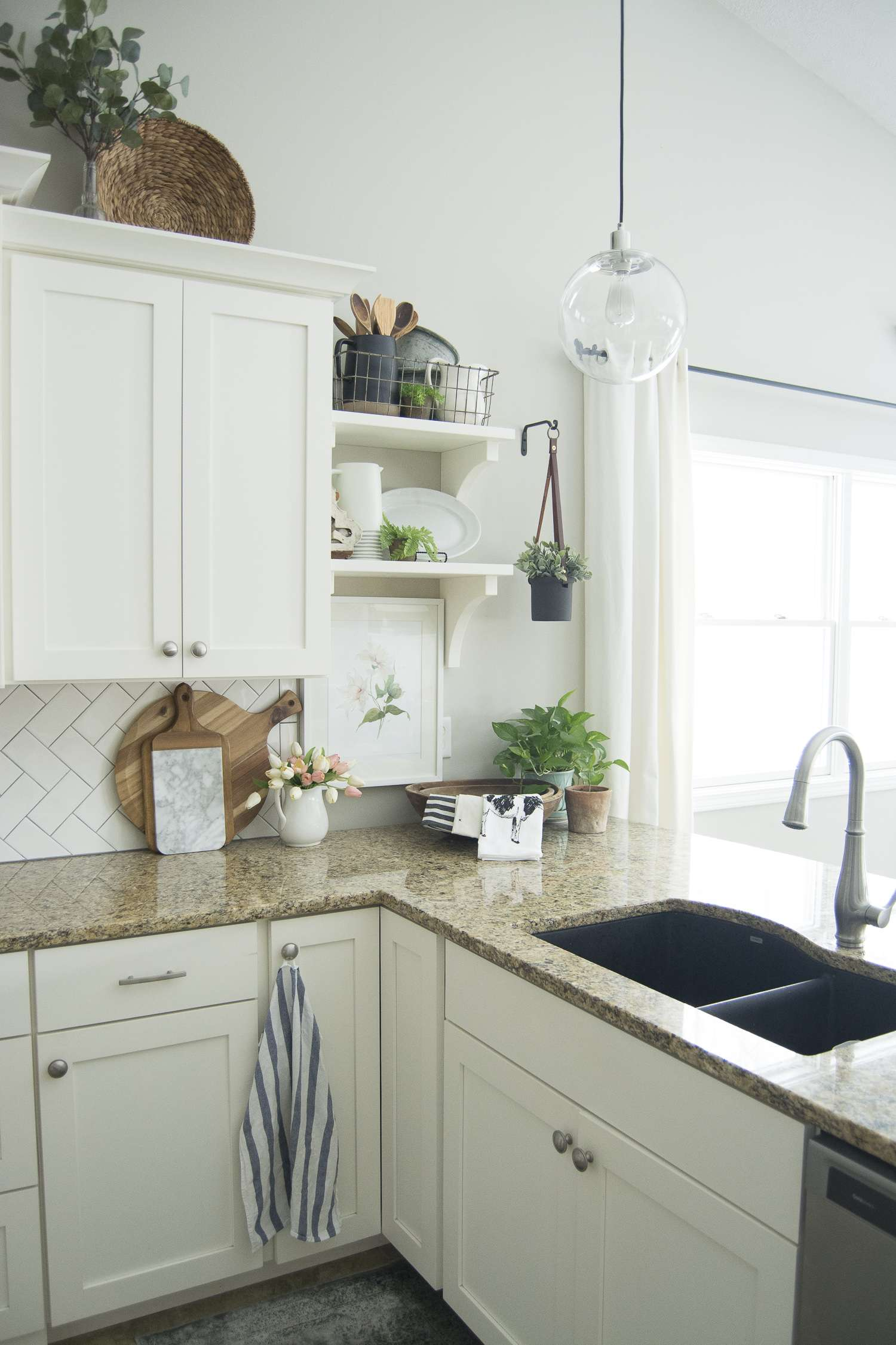 Spring Kitchen Decor | Easy Ways to Beautify Your Kitchen ...