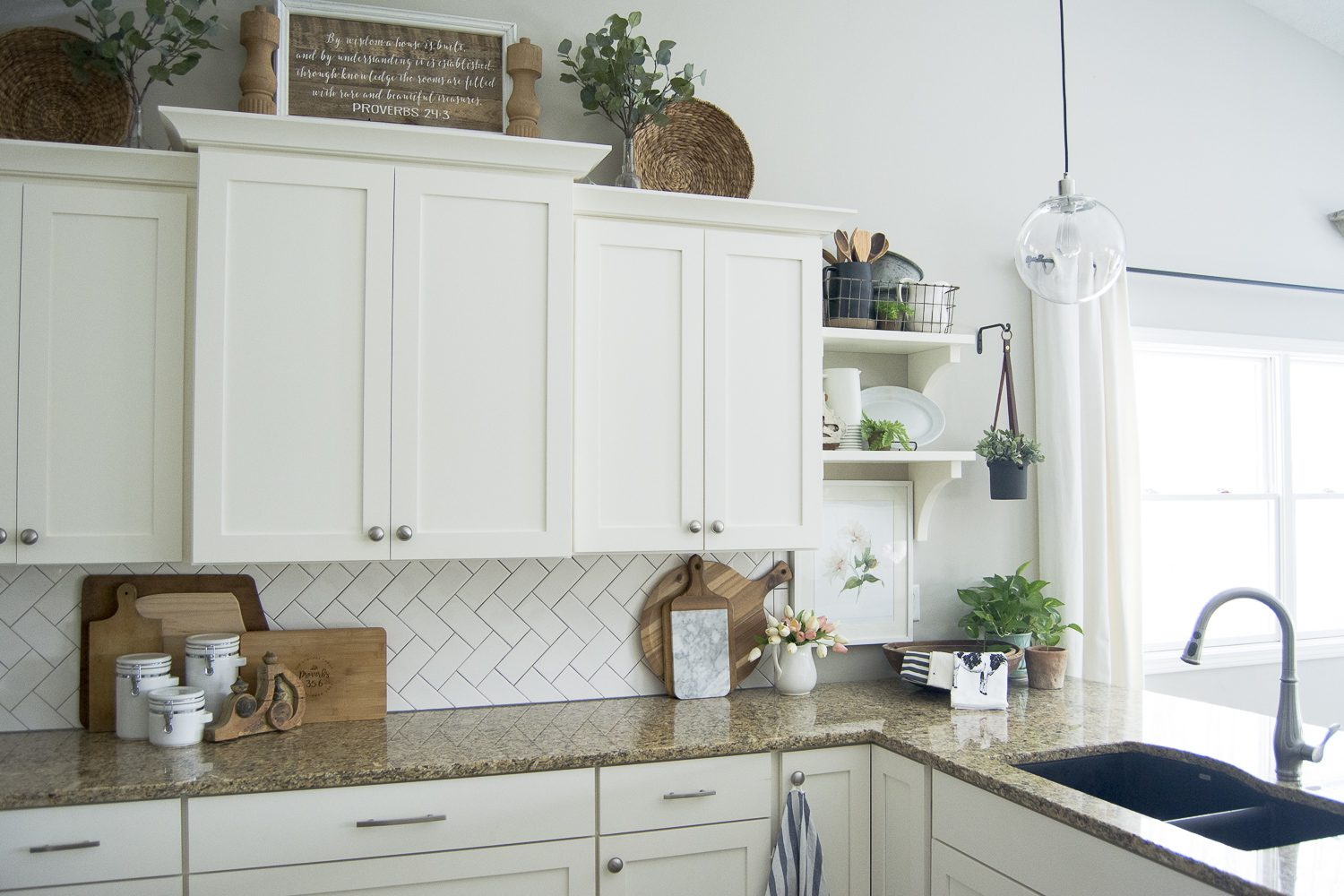 Spring Kitchen Decor Easy Ways To Beautify Your Kitchen For Spring