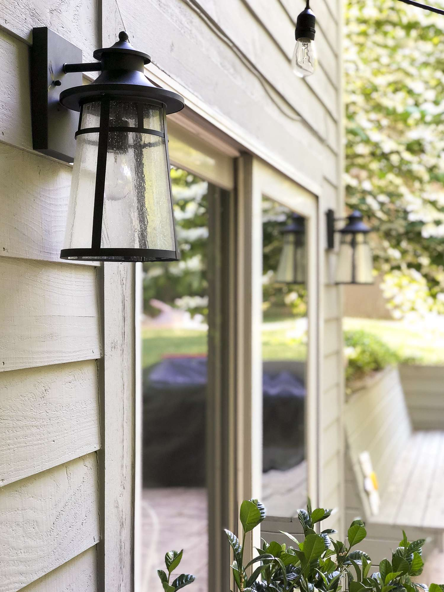 Modern Farmhouse Outdoor Lighting Easy Home Exterior