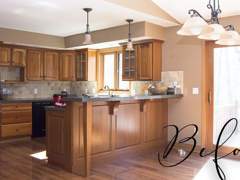 Paint Your Kitchen Cabinets in 7 Days   Prep Steps 1-3