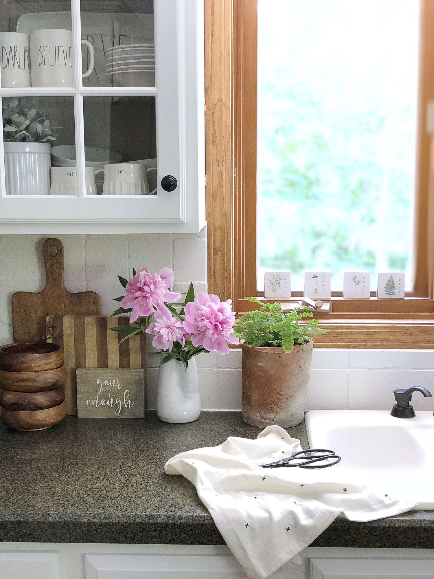 How To Paint A Tile Backsplash This Simple Tutorial Will