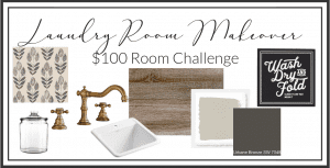 Laundry Room Decor and More   Week 2