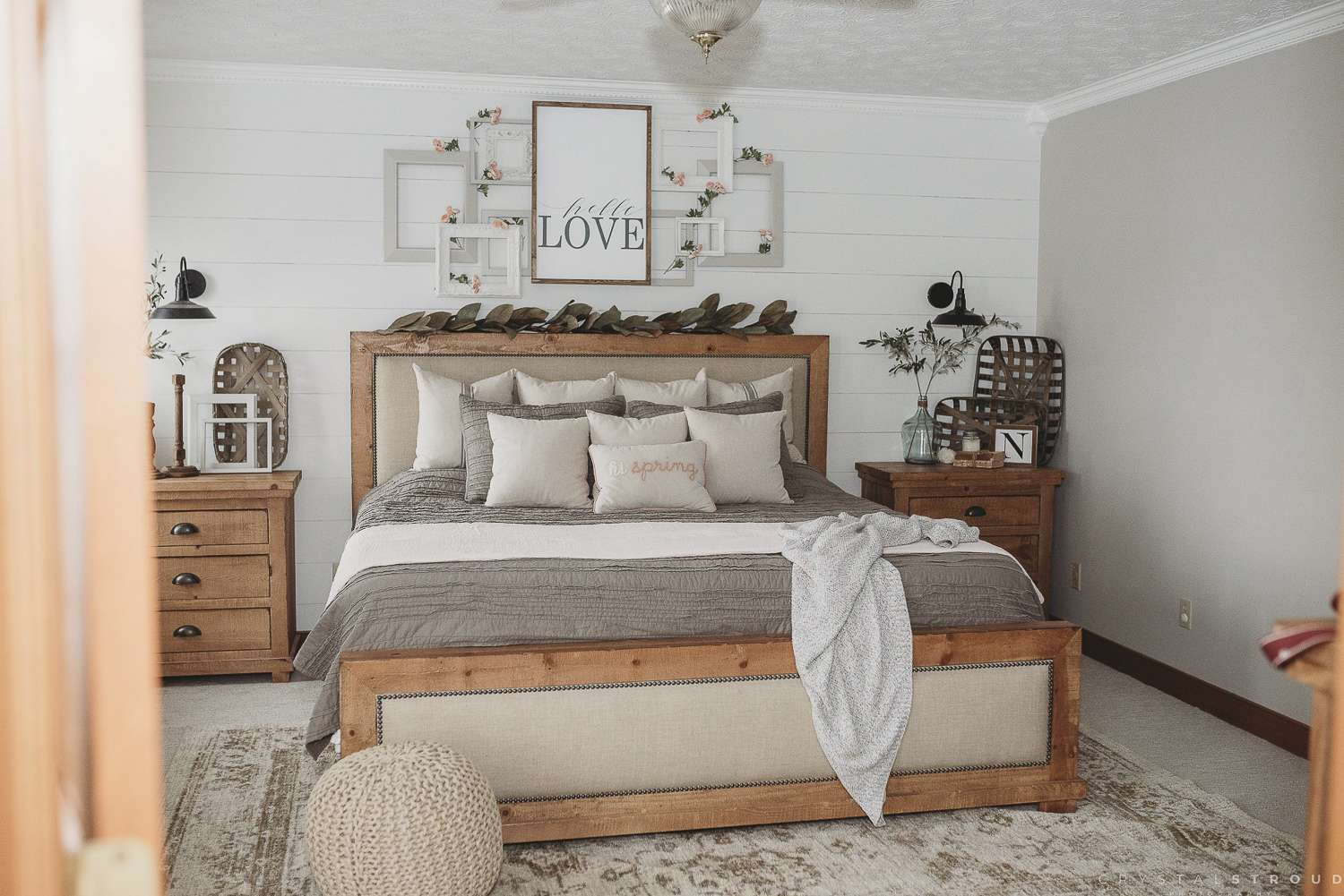 Cottage Farmhouse Style Home Inspiration Grace In My Space