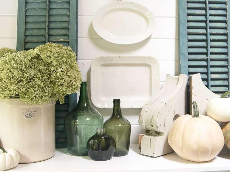 Fall Decor Ideas | Kitchen & Dining Room
