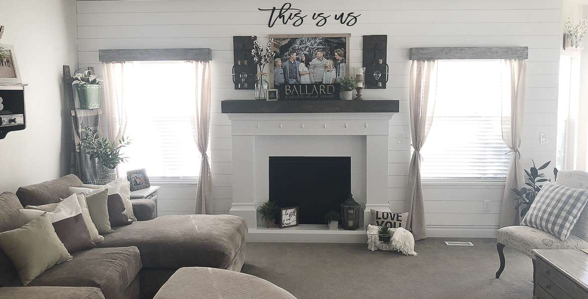 Traditional Farmhouse Style | Home Inspiration