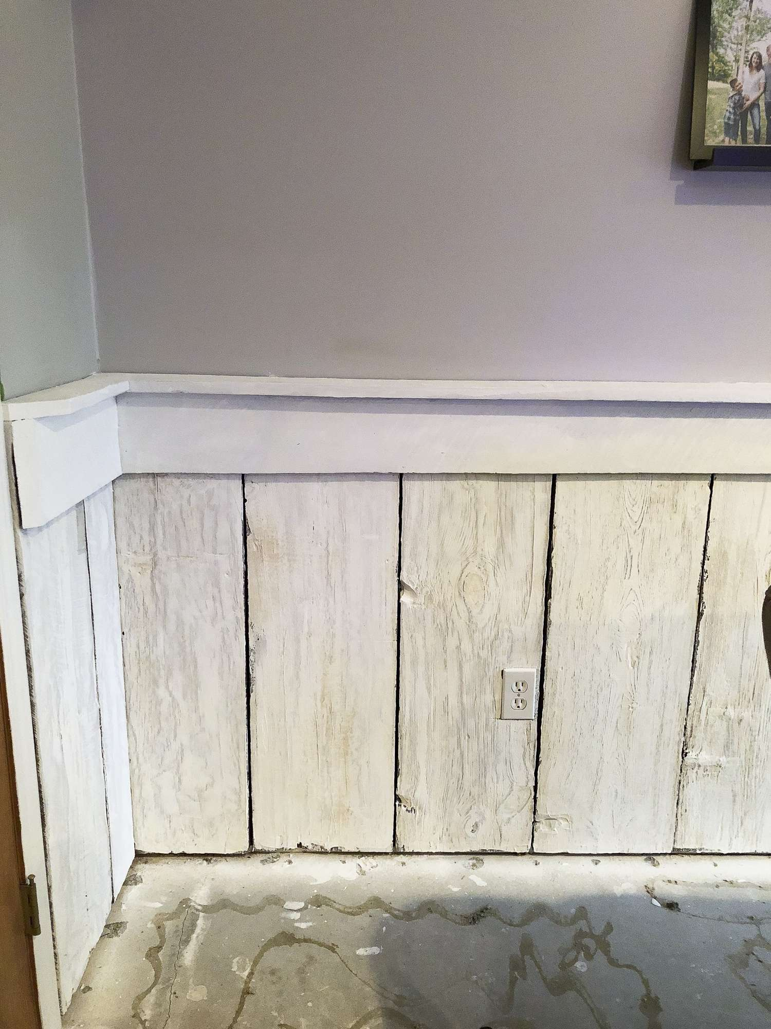 Come See How I Took A Rustic Barnwood Wall And Transformed It Into A More  Modern