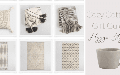 Cozy Cottage Gift Guide | Hygge Decor