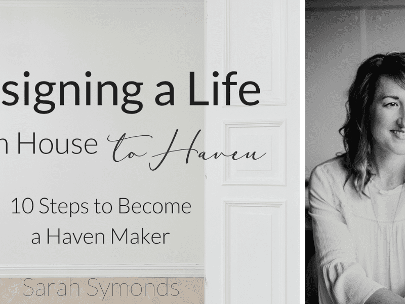 Interior Design Book Launch | Become a Haven Maker