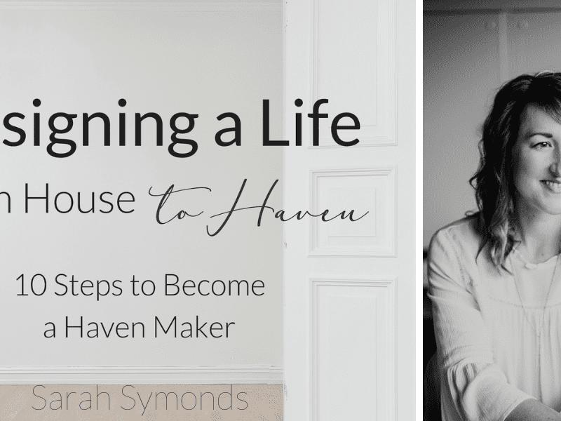 Interior Design Book Launch | Become a Haven Maker