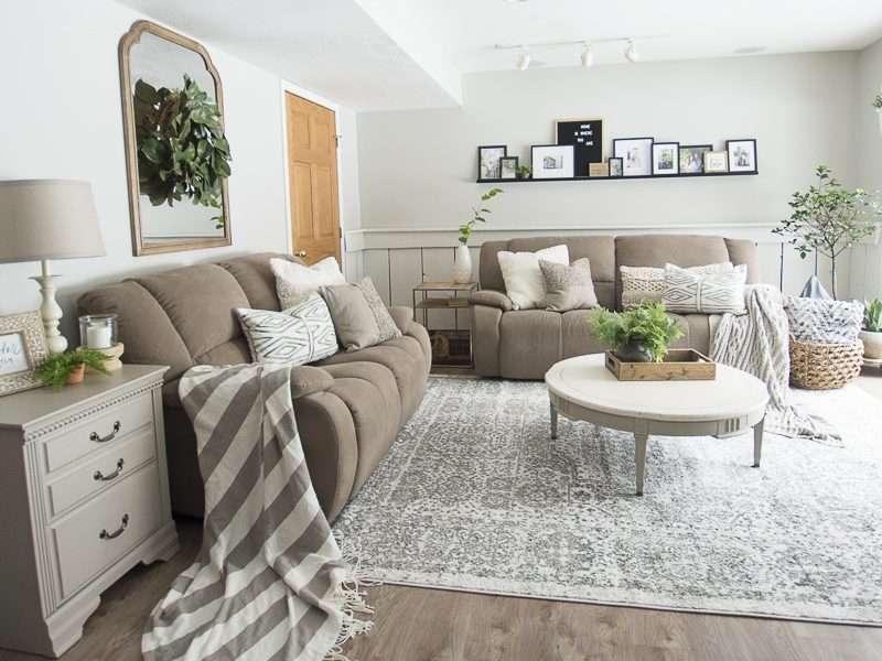 Family Room Design & Decor