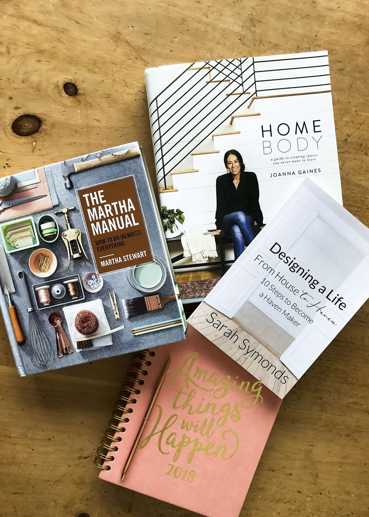 Are you looking for beginner interior design books? Today I'm reviewing 3 interior design books to showcase how each can help in your home design journey. #fromhousetohaven #interiordesign #interiordesignbooks #homedecor