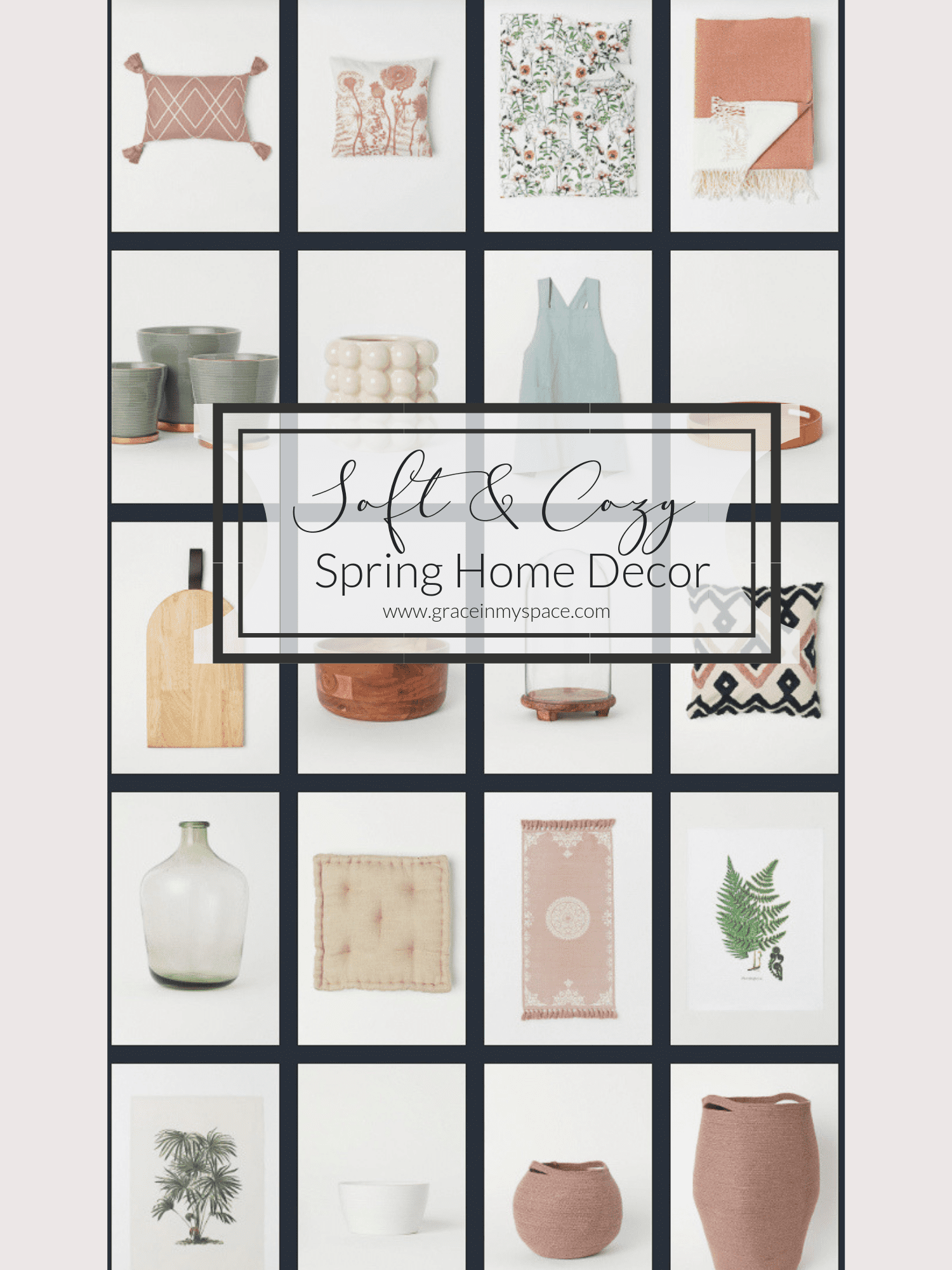 Soft Cozy Spring Home Decor Ideas Grace In My Space