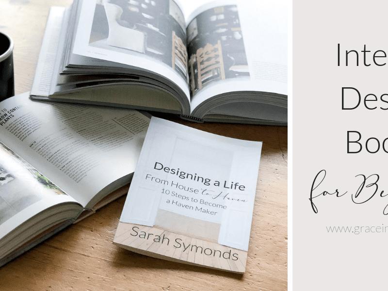 Interior Design Books for Beginners