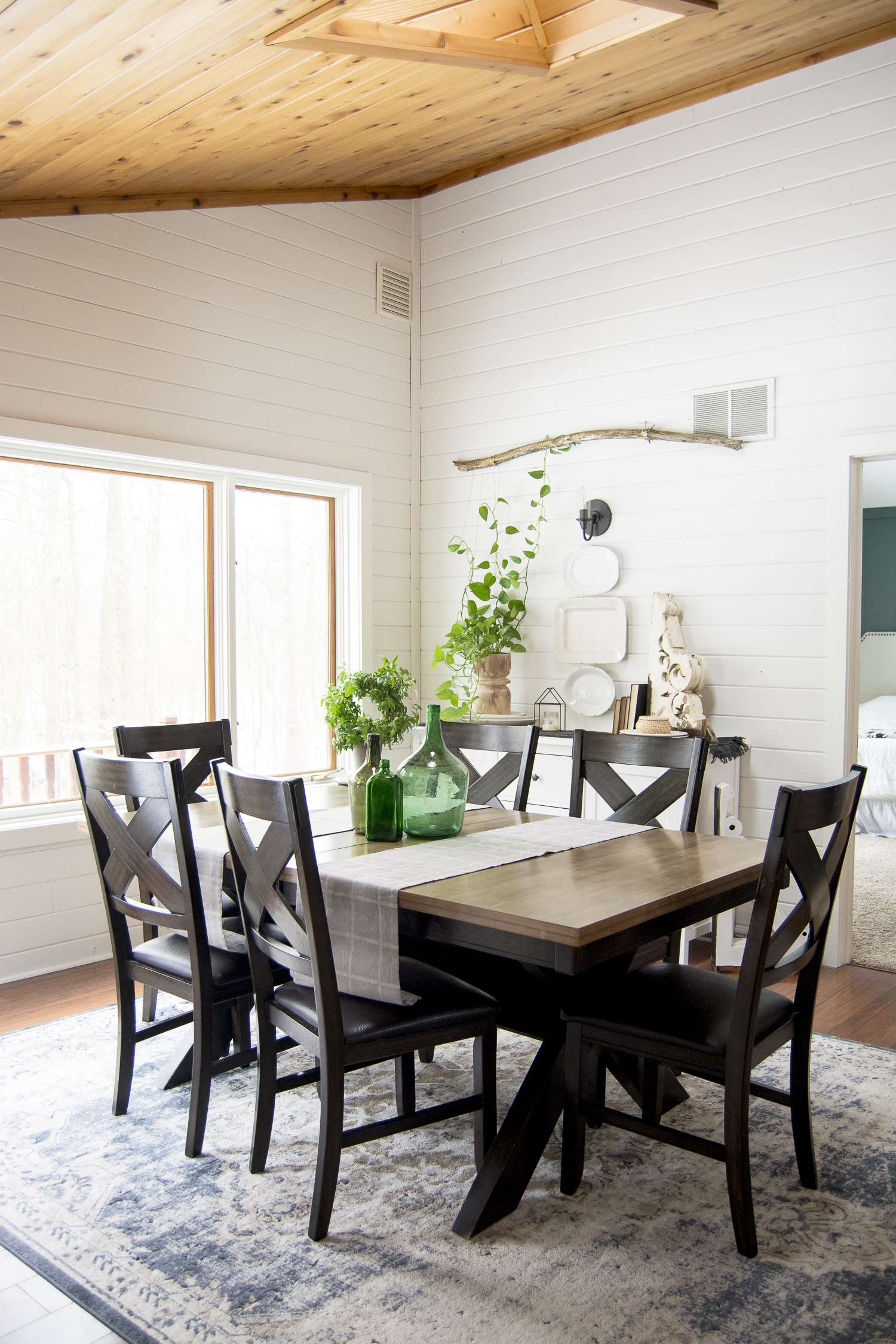 Winter To Spring Dining Room Decor Ideas Grace In My E