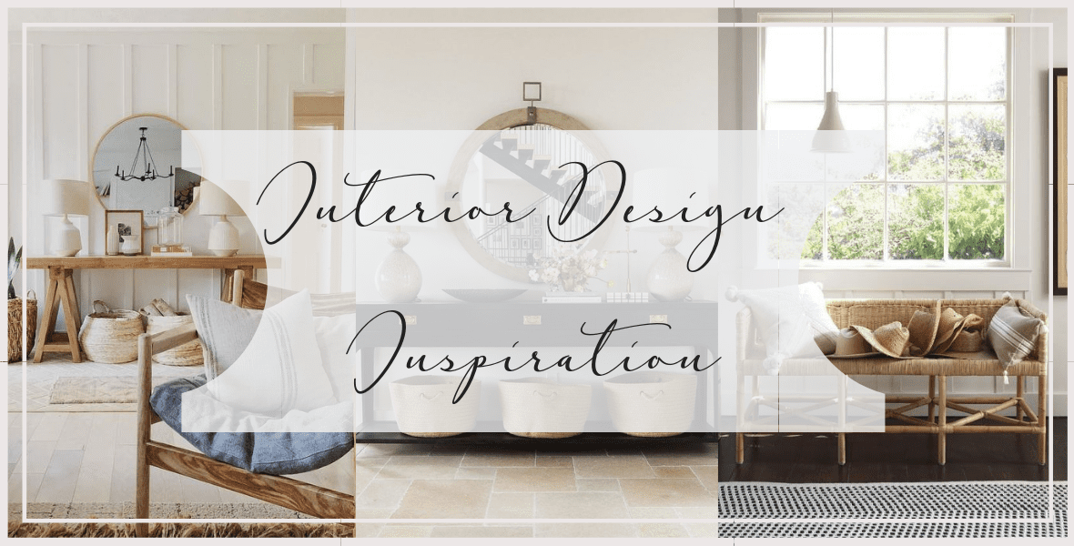 Do you struggle to take a space from dream to reality? Join me for a complete guide to creating spaces you love, starting with interior design inspiration! #fromhousetohaven #interiordesigninspiration #homedecor #interiordesign