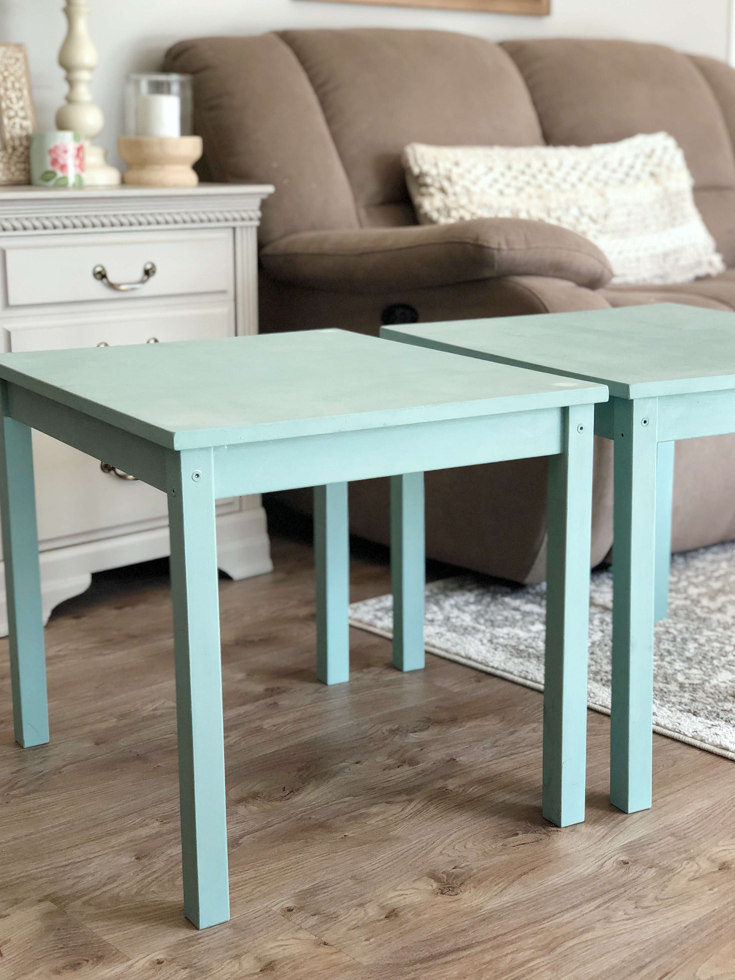 Do you enjoy the concept of reduce, reuse, recycle? Today I'm sharing a few clever upcycling ideas for affordable home furnishings! #fromhousetohaven #upcyclingideas #repurposeddecor