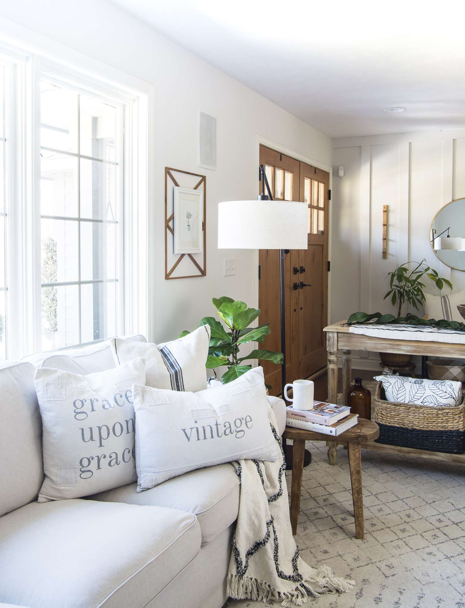 All time favorite pillow covers by With Lavender and Grace #fromhousetohaven #pillowcovers #modernfarmhouse