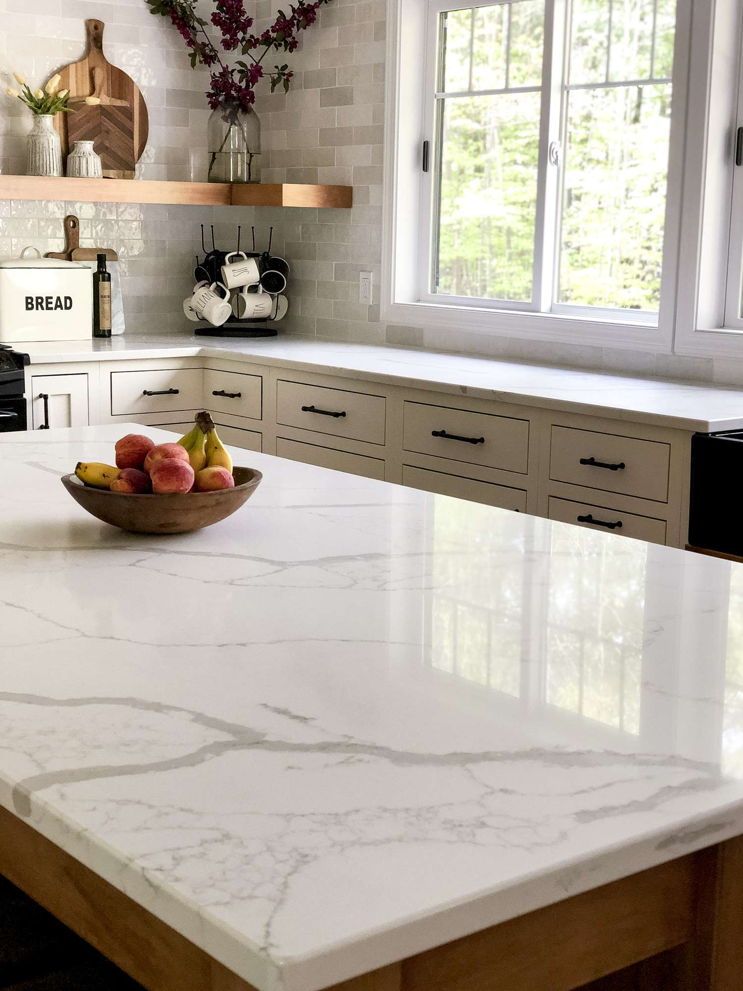 Affordable Quartz That Looks Like Marble Grace In My Space