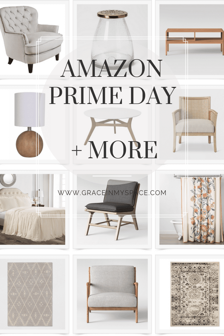 Amazon Prime Day 2019 is here! With it several other stores stocked up on discounted items. I've gathered my favorites from each sale to shop with ease!