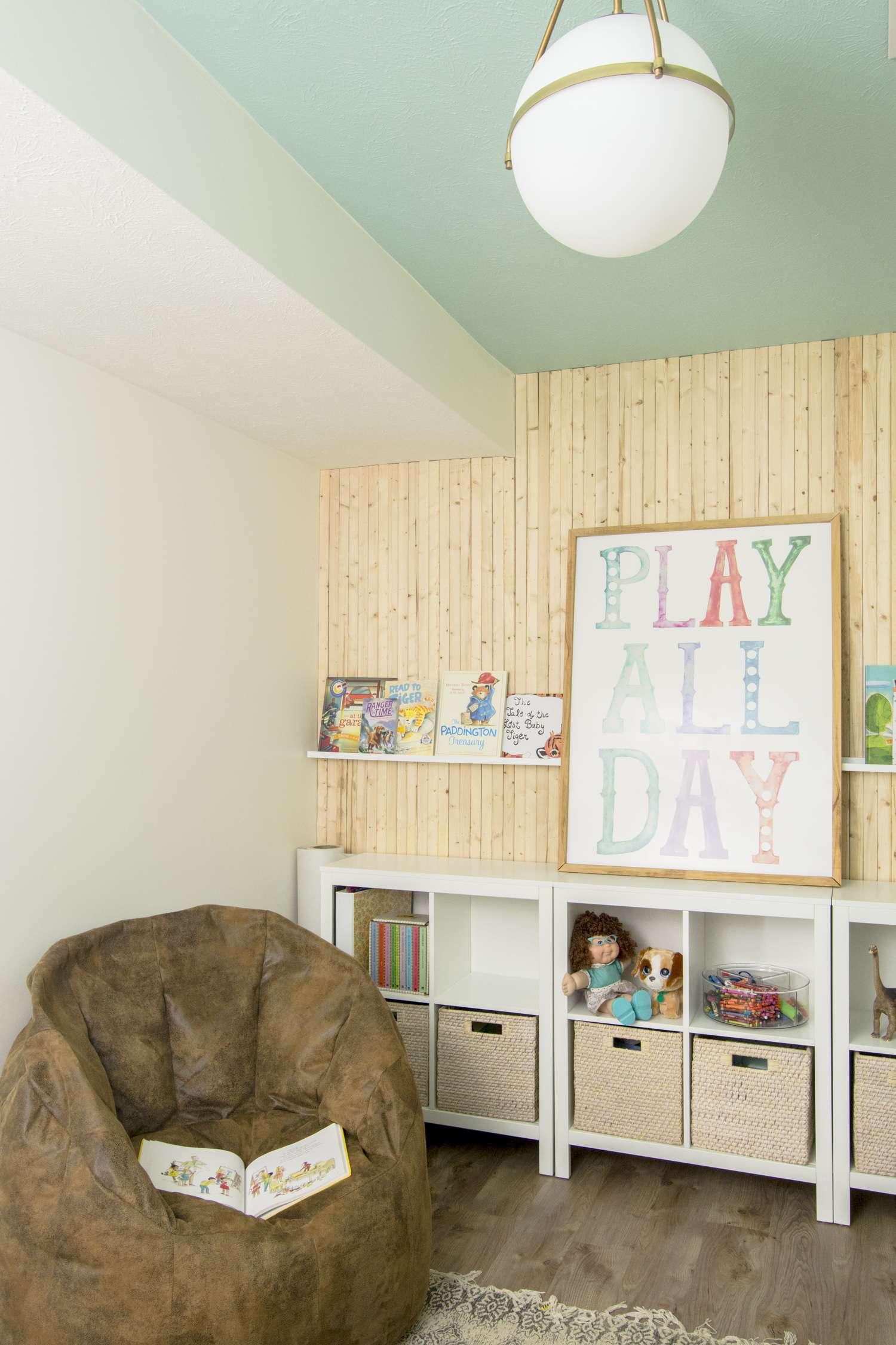 kid's playroom design ideas