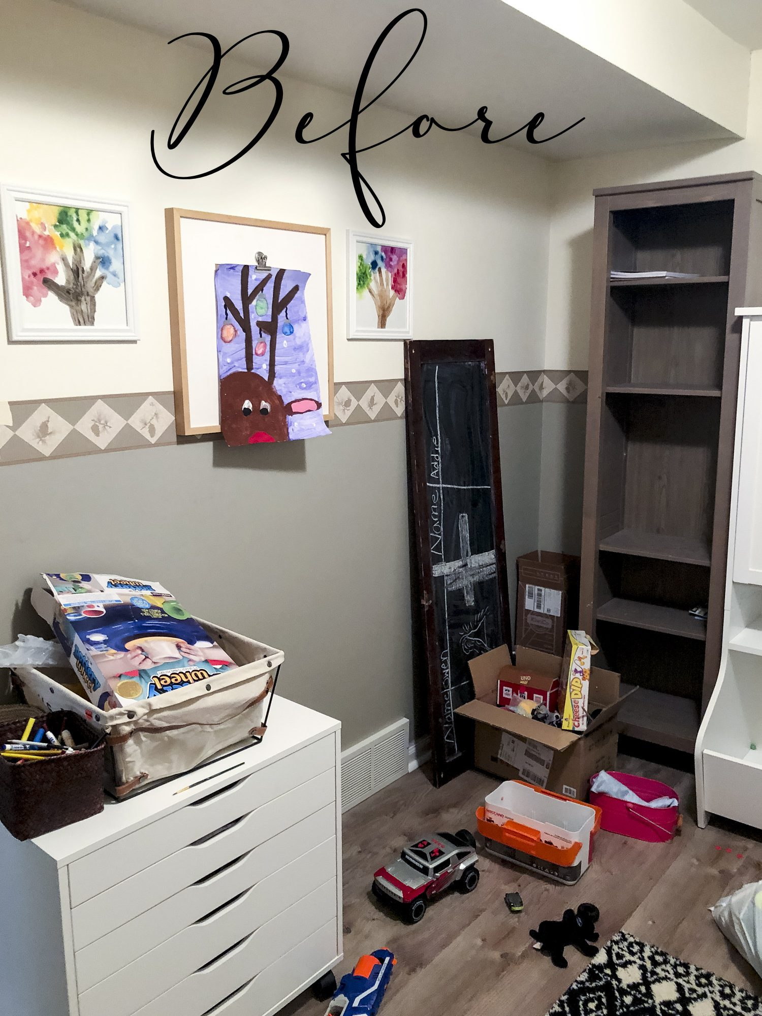 Kids Play Room Design: Kid's Playroom Design And Organization For Small Spaces