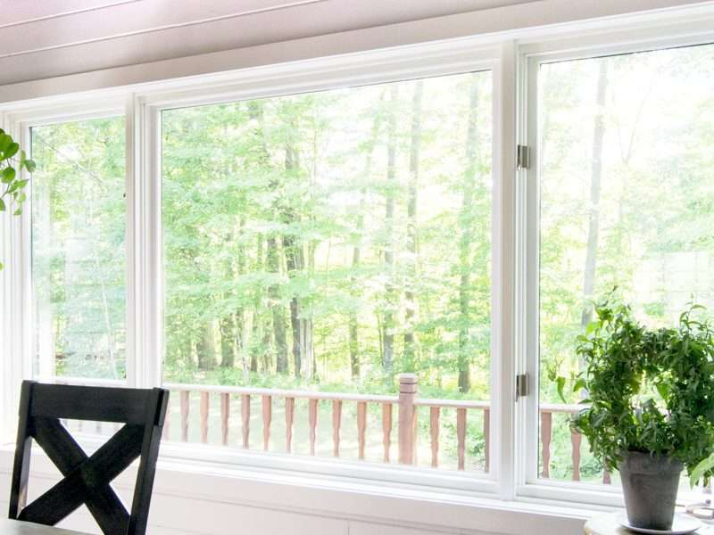 How to Paint Window Trim Without Tape