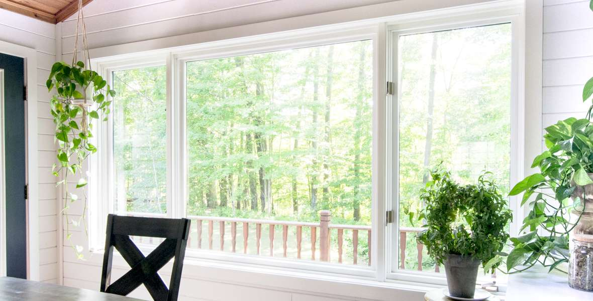 Painting windows and french doors without tape saves time and money. Follow this easy video tutorial for how to paint window trim without tape.