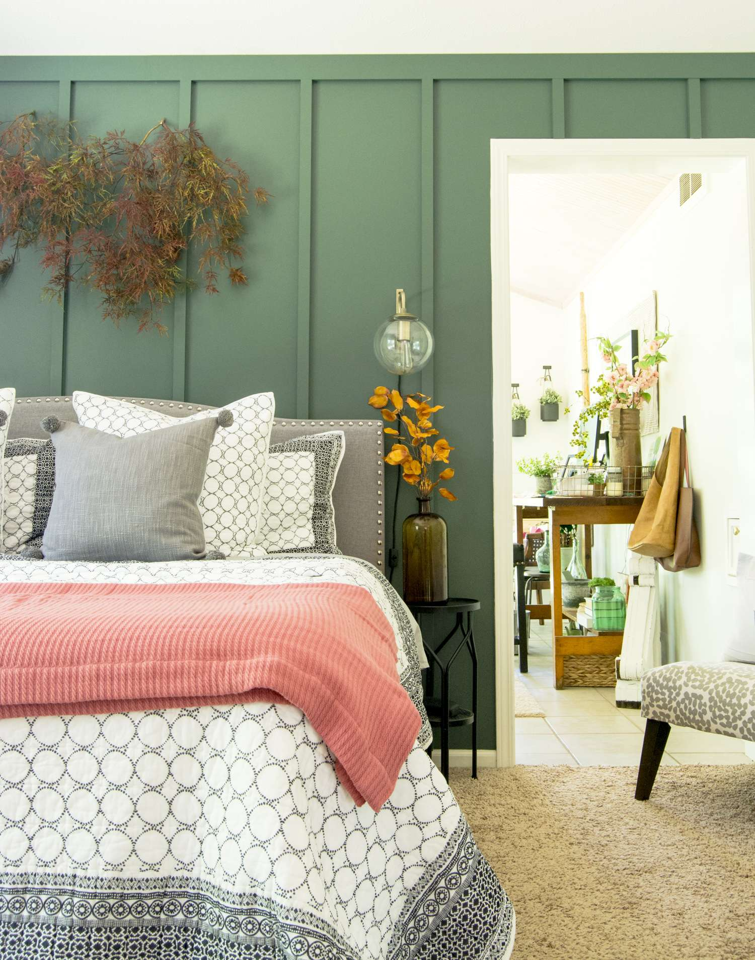 Cozy fall bedding sets