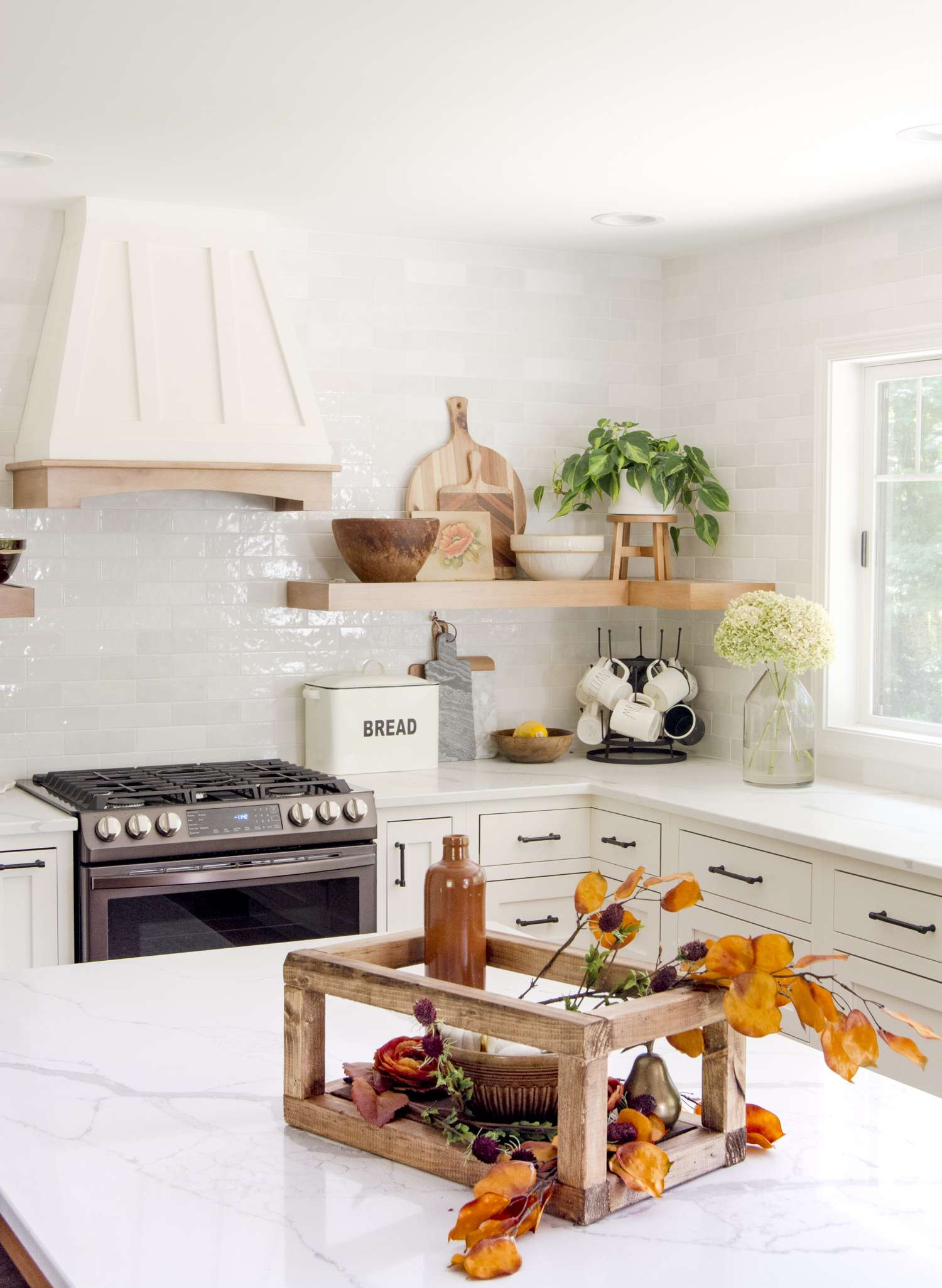 Fall kitchen decor ideas