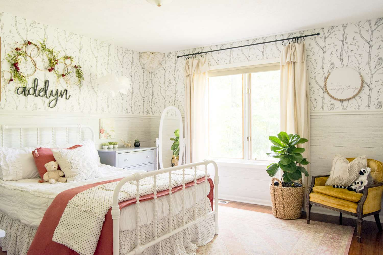 Bedding and Beds for Girls to Suit Their Personal Style ...