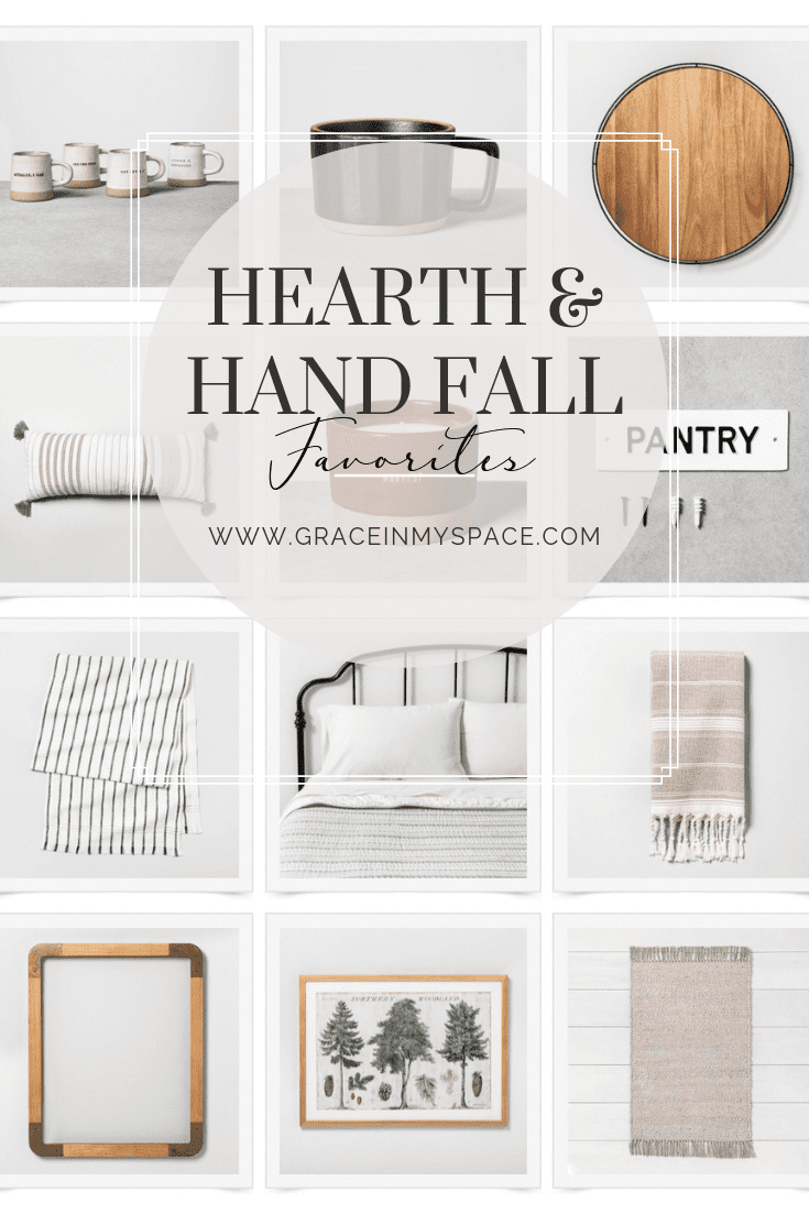 Hearth and Hand Fall line