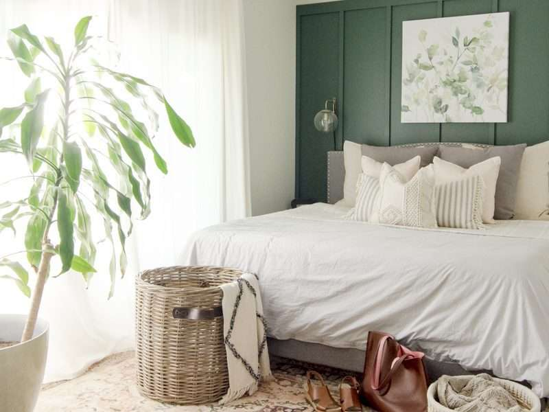 3 Tips for Styling Modern Farmhouse Bedding
