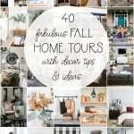 40 Fall Home Tours