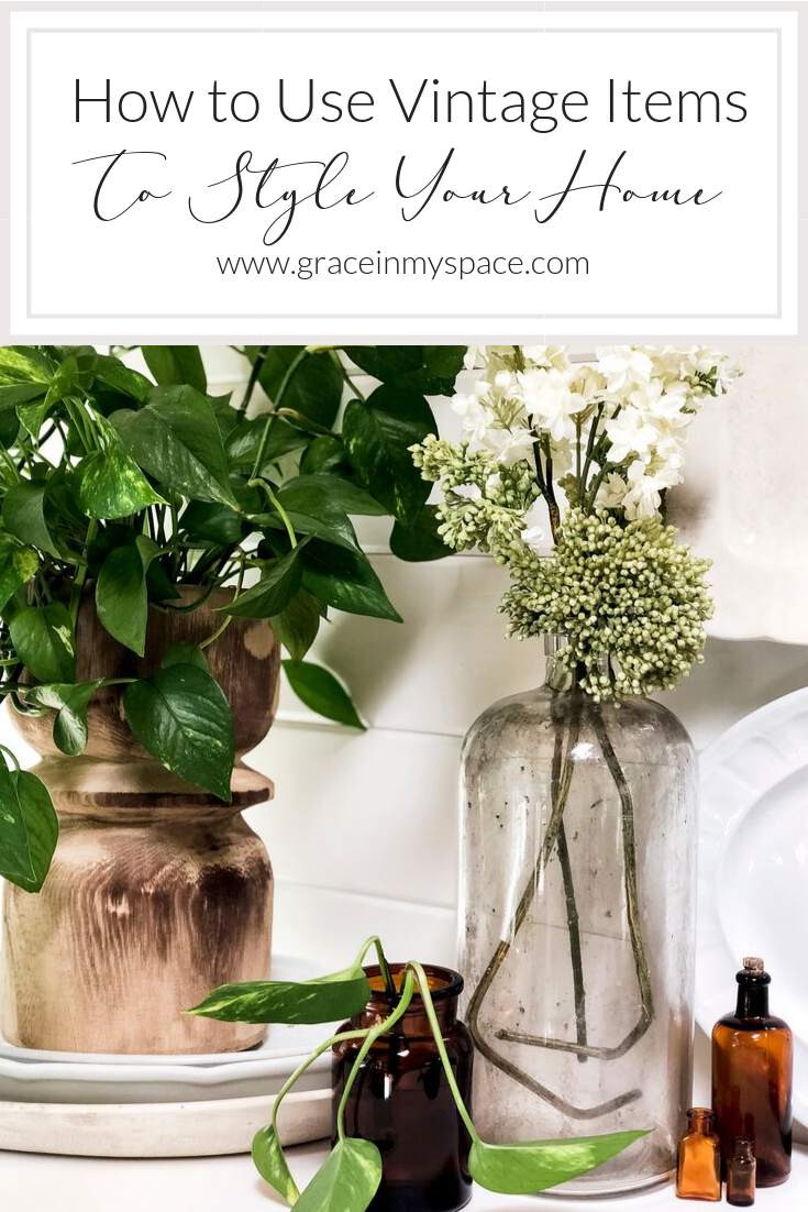 How To Decorate With Vintage Home Decor Grace In My Space