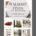 Modern Walmart Home Finds