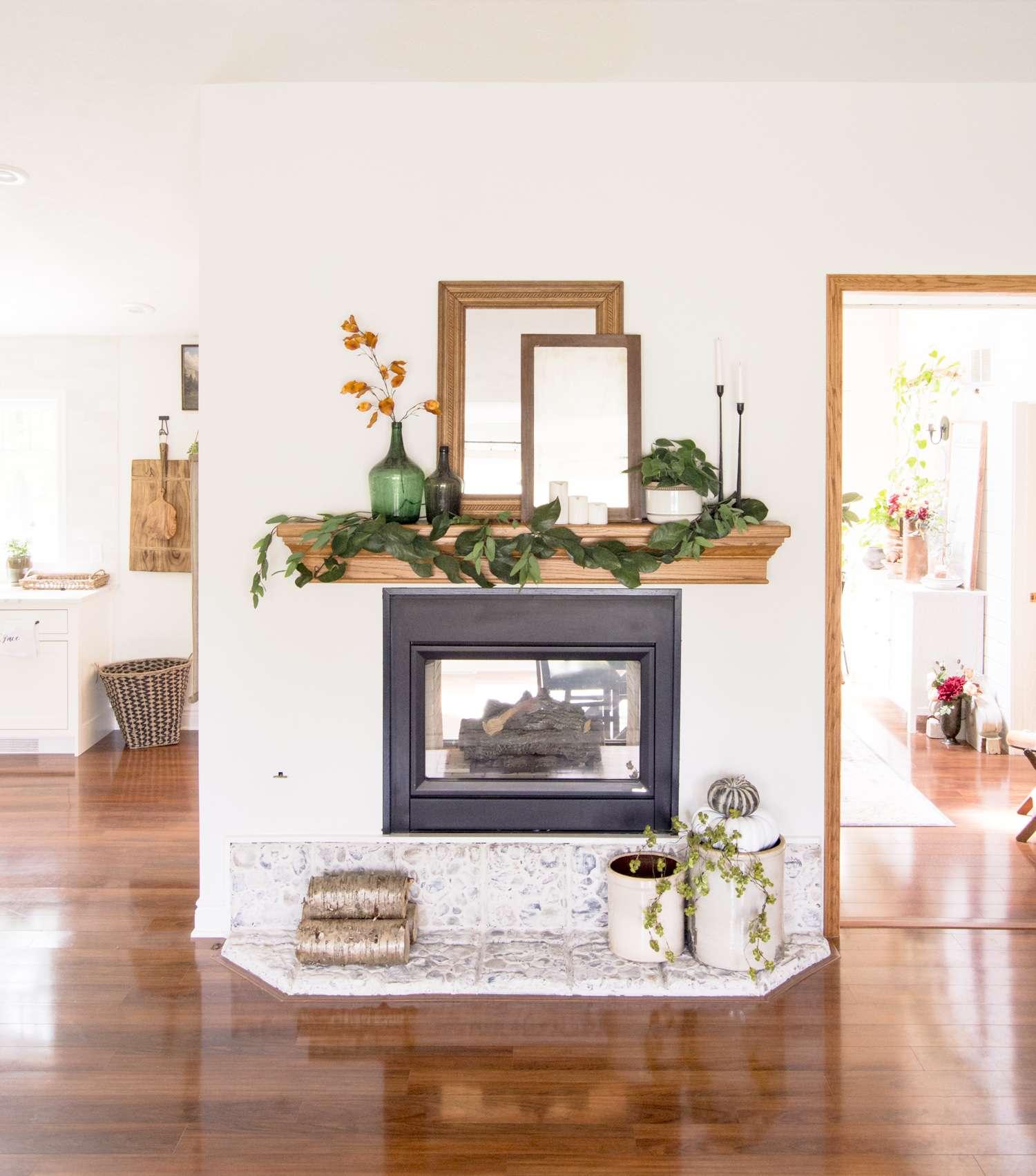 Open concept home design