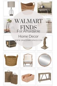 Cottage farmhouse Walmart Finds
