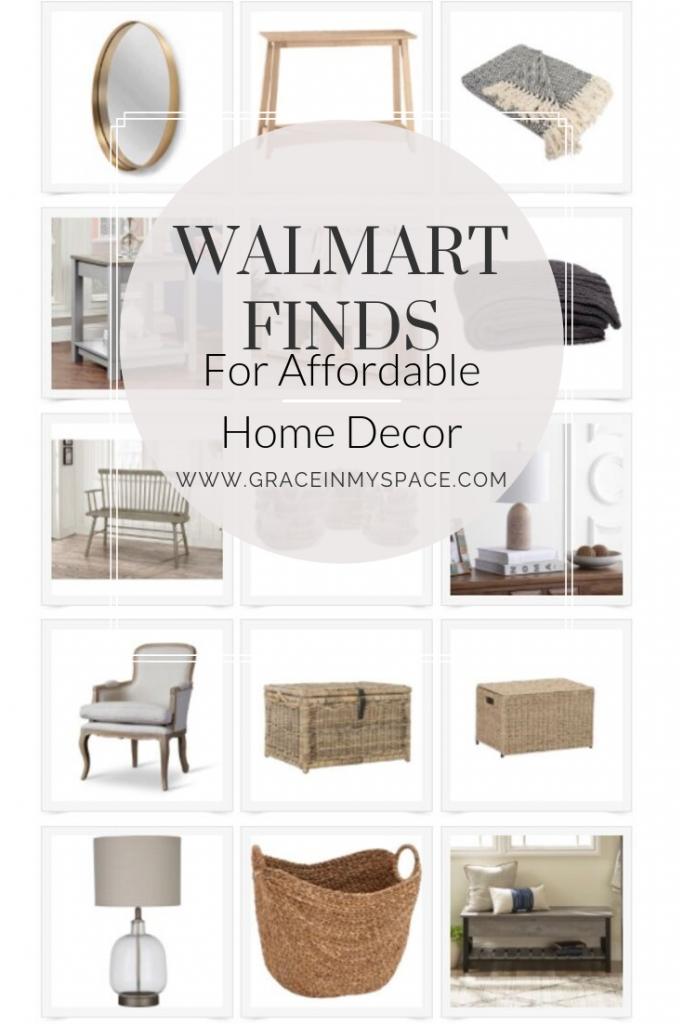 Walmart Finds For Affordable Home Decor Grace In My Space