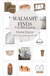 Affordable Walmart Home Decor