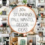 30 Fall Mantel Decor Ideas