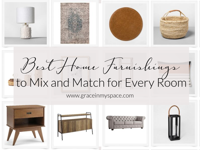 Best Mix and Match Home Furnishings for Every Room