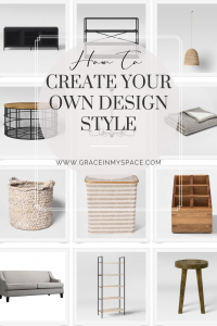 How to Create Your Own Design Style