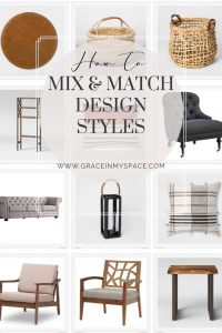 How to Mix and Match Design Styles