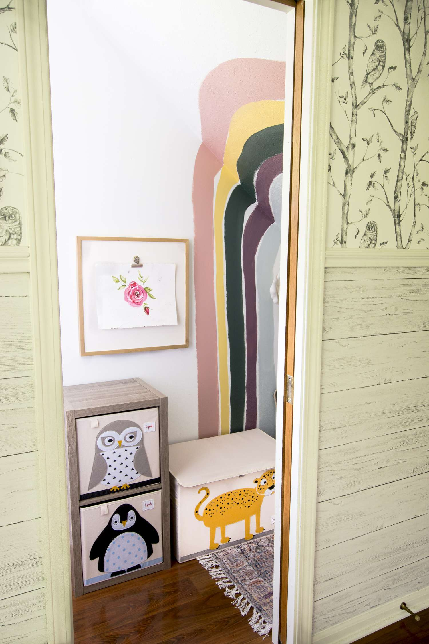 Playroom ideas for small spaces.